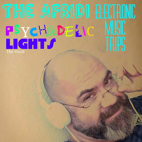 PSYCHADELIC LIGHTS - The Afridi mp3 Single Track