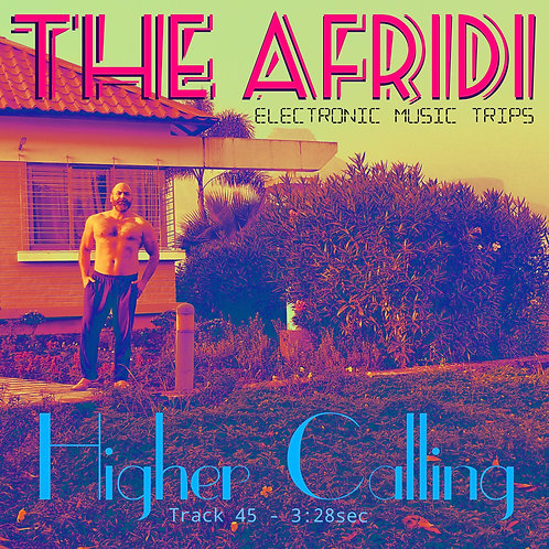 HIGHER CALLING - The Afridi mp3 Single Track
