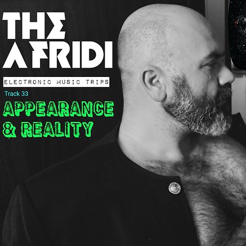 APPEARANCE & REALITY - The Afridi mp3 Single Track