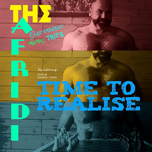 TIME TO REALISE - The Afridi mp3 Single Track
