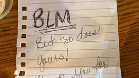Black Women Pay For White Officer's Meal, Leave Heartwarming Note