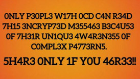 They Say That This Test Is Impossible But People With OCD Scored 100%
