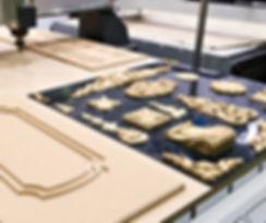 Usinagem 3D Router CNC