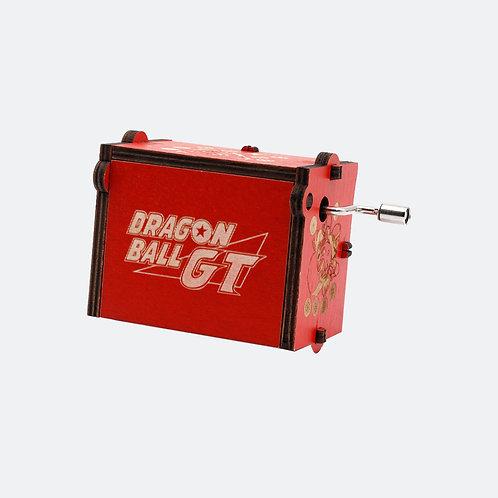 Caixa de Música Dragon Ball GT