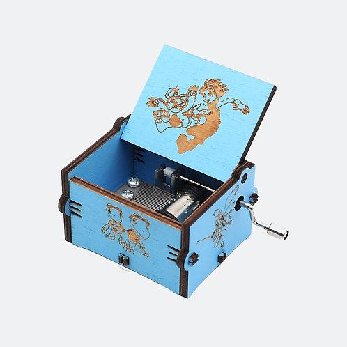 Caixa de Música Digimon