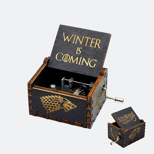 Caixa de Música Game of Thrones