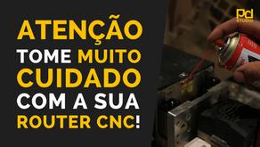 Cuidados básicos para a sua router cnc