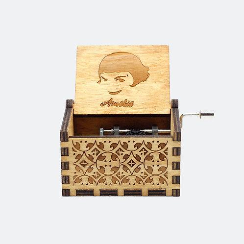 Caixa de Música Amelie Poulain