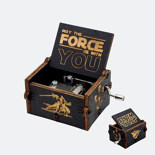 Caixa de Música Star Wars