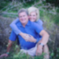Psychic Medium Sara Beaupre and husband Dan