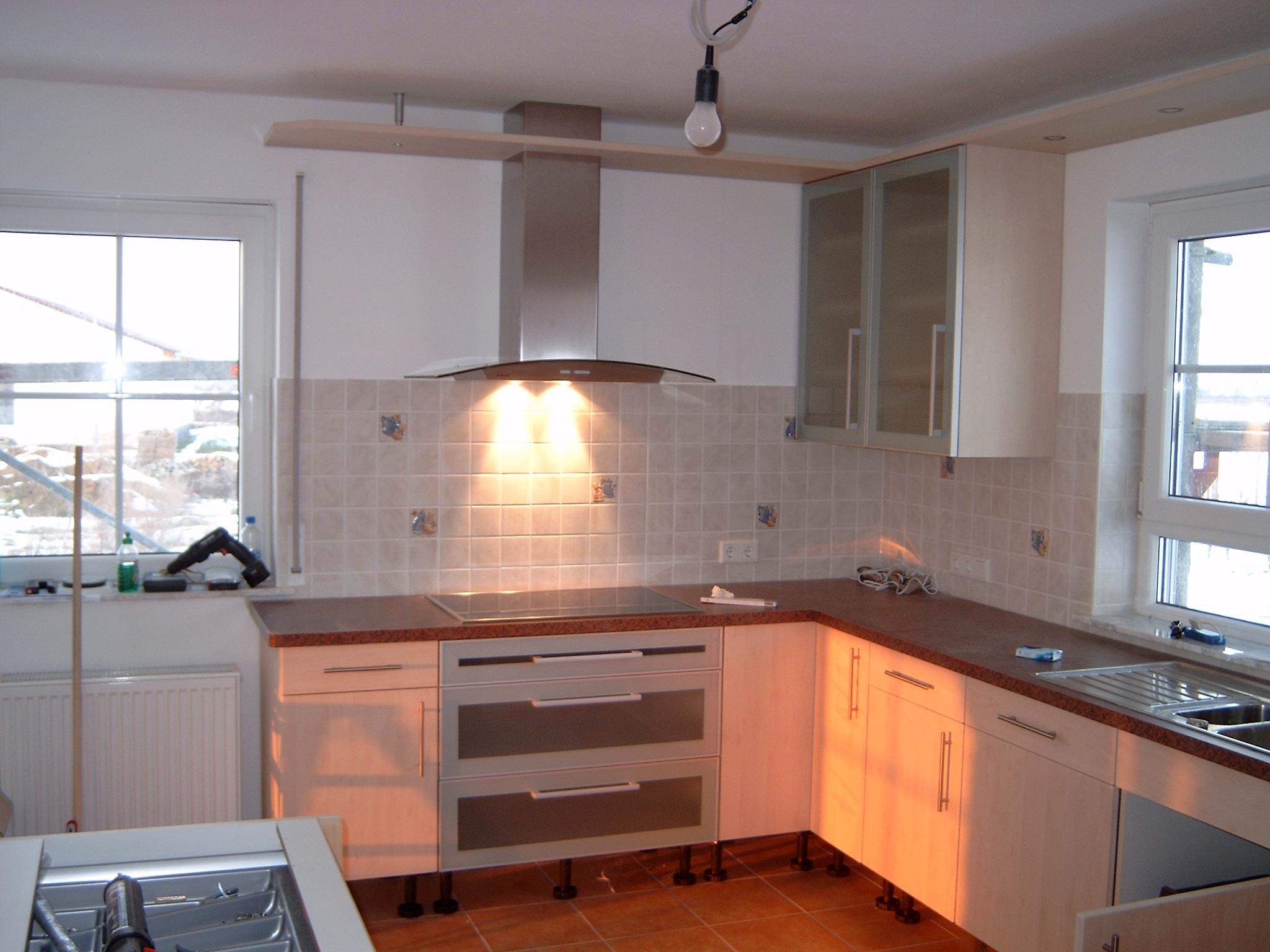 Montage Küche