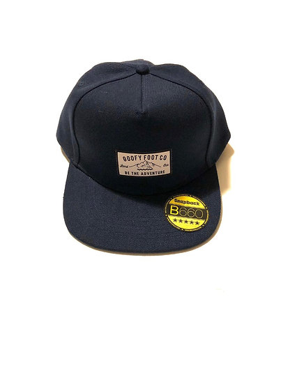 THE ALPINE SNAPBACK (French Navy)