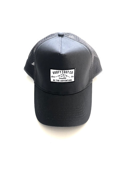 THE GREY ALPINE TRUCKER