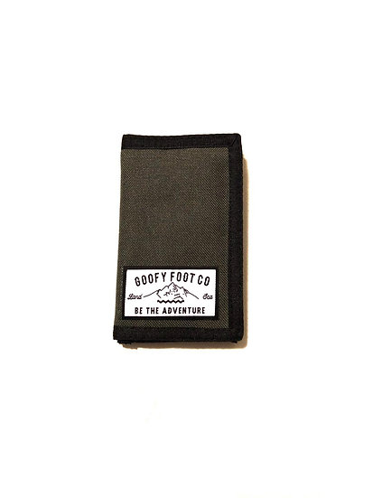 THE ALPINE WALLET (Military Green)
