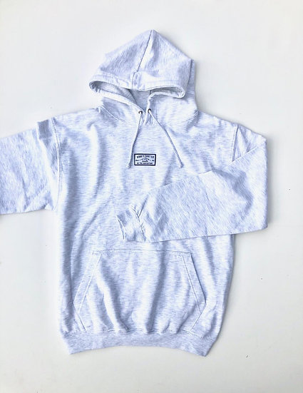 THE ALPINE HOODIE (Ash Grey)