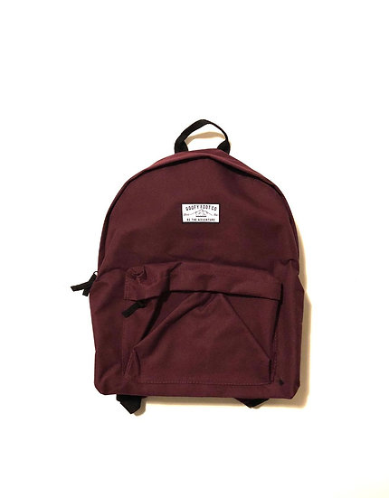 THE ALPINE BACKPACK (Burgandy)