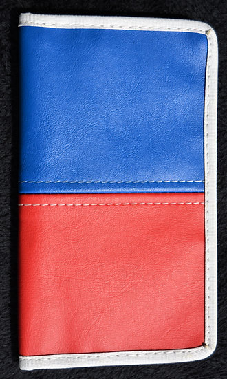 Red, White & Blue Patched #2