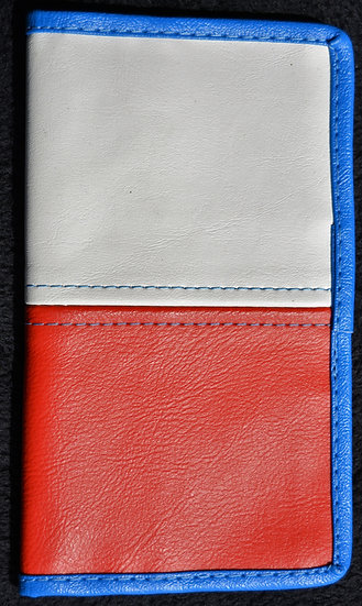 Red, White & Blue Patched
