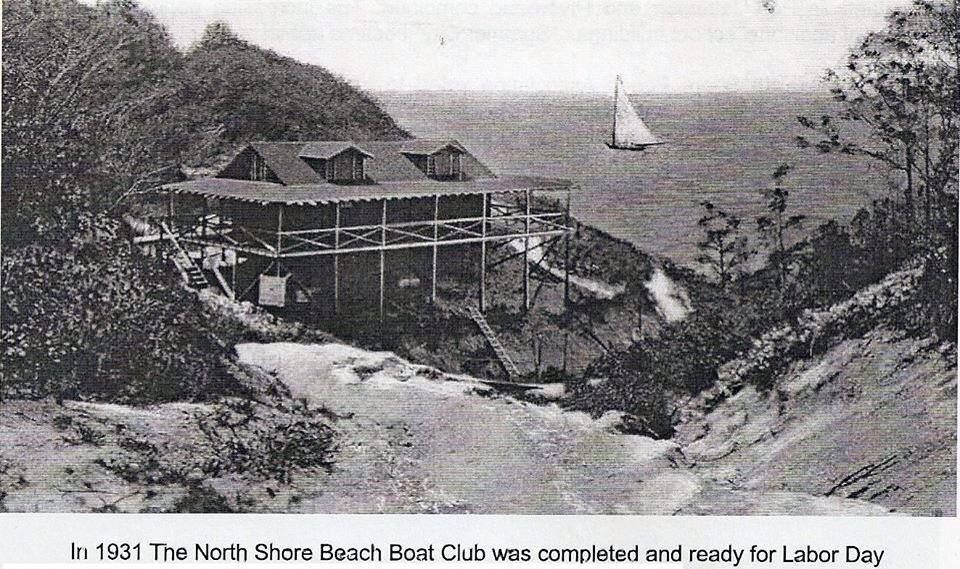 North Shore Beach Boat House