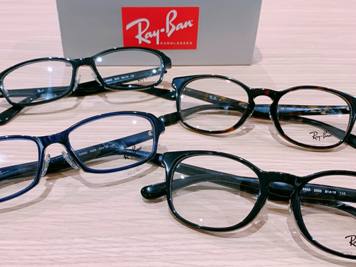 Ray-Ban レイバン RB5385D RB5386D 熊本 きくちメガネ カリーノ菊陽店