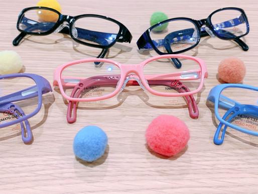 キッズ用メガネ TOMATO GLASSES トマトグラッシーズ 熊本 きくちメガネ カリーノ菊陽店