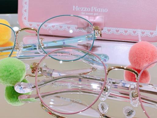 キッズ用メガネ Mezzo Piano メゾピアノ 熊本 きくちメガネ カリーノ菊陽店