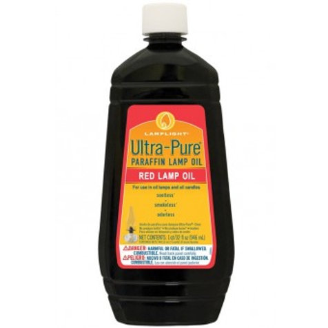 Colored Ultra-Pure Lamp Oil - Lamplight 1qt/32fl oz (946ml)