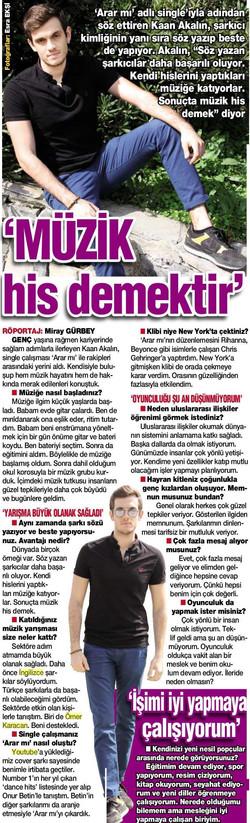 Haberturk Interview (Turkish)