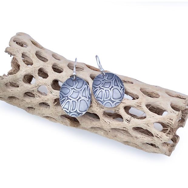 Sterling Silver Earrings- Animal