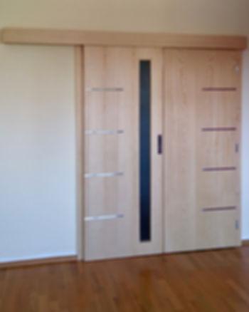 Posuvné dveře | Dveře na míru