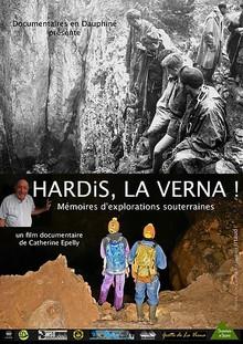 """PROJECTION """"HARDiS, la Verna ! """" Vendredi 15 février 2019"""