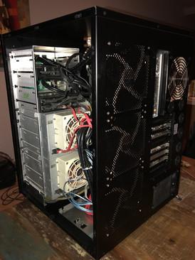 The Beast Rebuild Project - RAID gets it's own ZIP code!