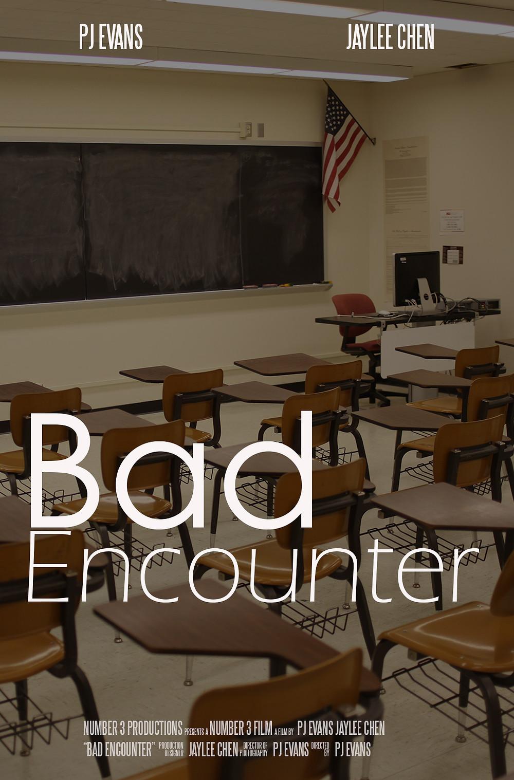 Paul Jacob Evans | Bad Encounter