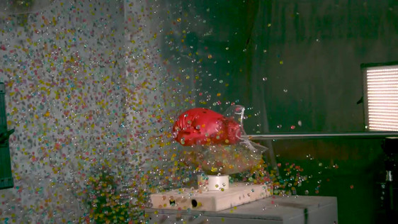 RoboPunch Some Orbeez