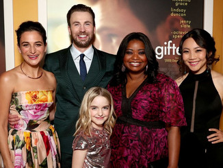 """Attended the Premiere for the Feature Film """"Gifted"""""""