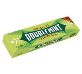 Booked Doublemint Commercial!