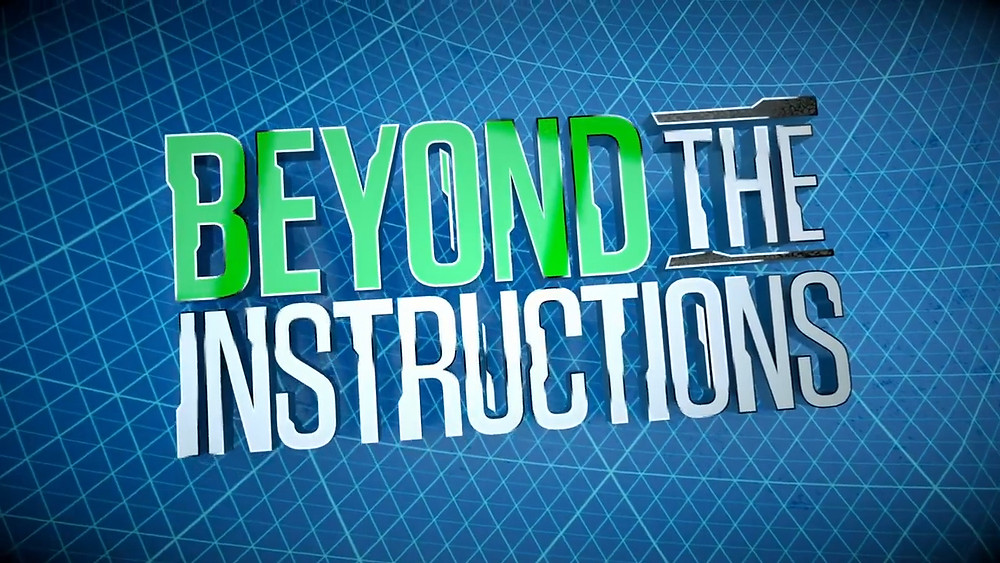 Paul Jacob Evans | LEGO Beyond the Instructions