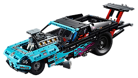 Technic Drag Racer