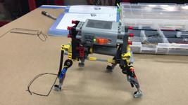 LEGO Walker Build