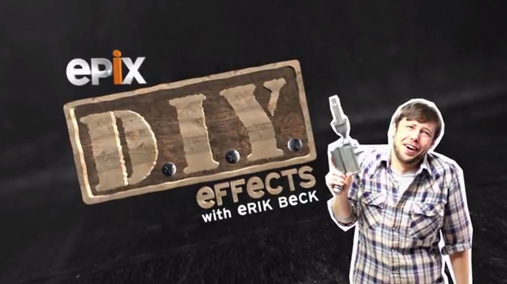 Paul Jacob Evans | EPIX DIY Effects with Erik Beck
