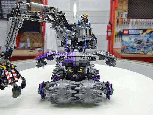 Back into LEGO: Beyond the Instructions Season 3!