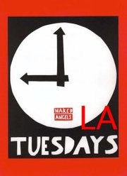 Doing Table Readings over at Tuesdays@9: Los Angeles