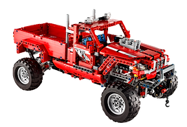 LEGO Customized Pick Up Truck
