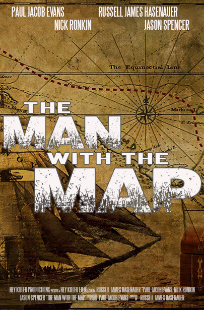 Paul Jacob Evans | The Man with the Map