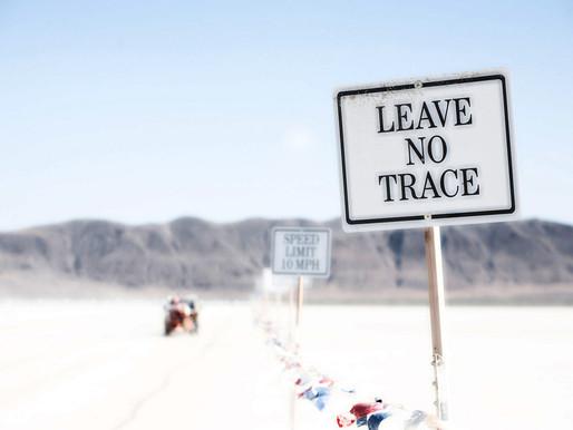 Will be Volunteering at Playa Restoration 2017 for Burning Man