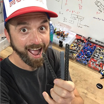 Paul Jacob Evans | PRO LEGO BUILDER