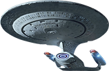 USS Enterprise NCC-1701-D | Star Trek