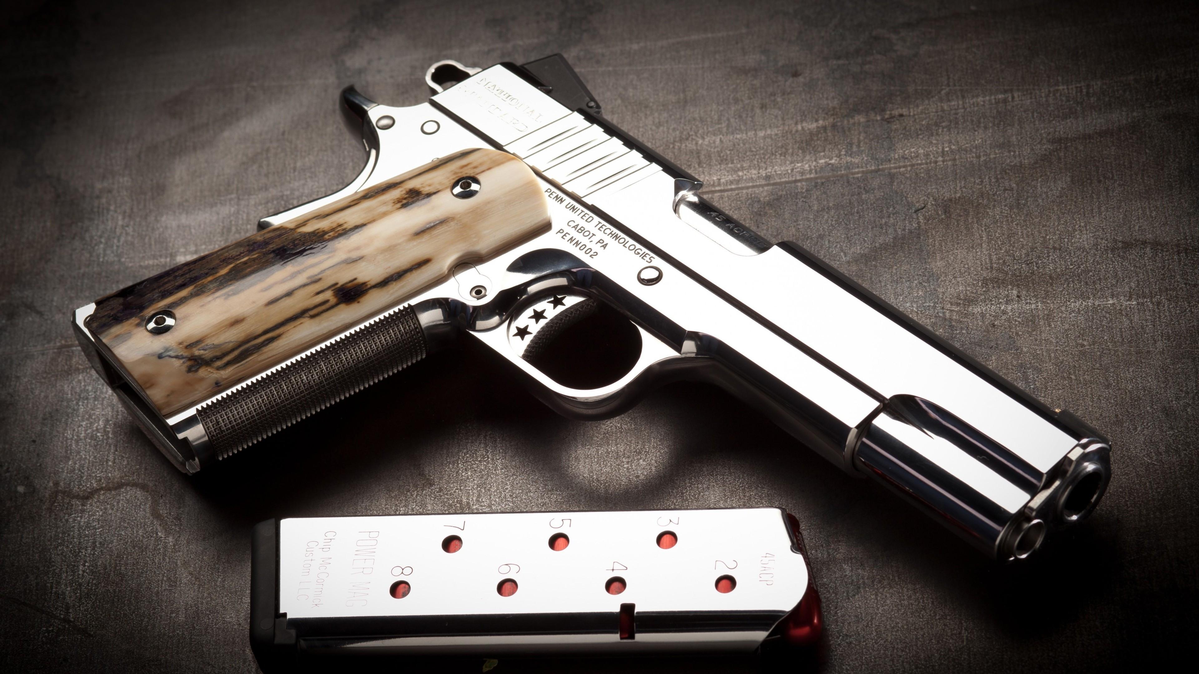 Pistol Basics - Class for 4