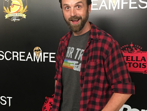 """Attended the Premiere for """"Found Footage 3D"""""""