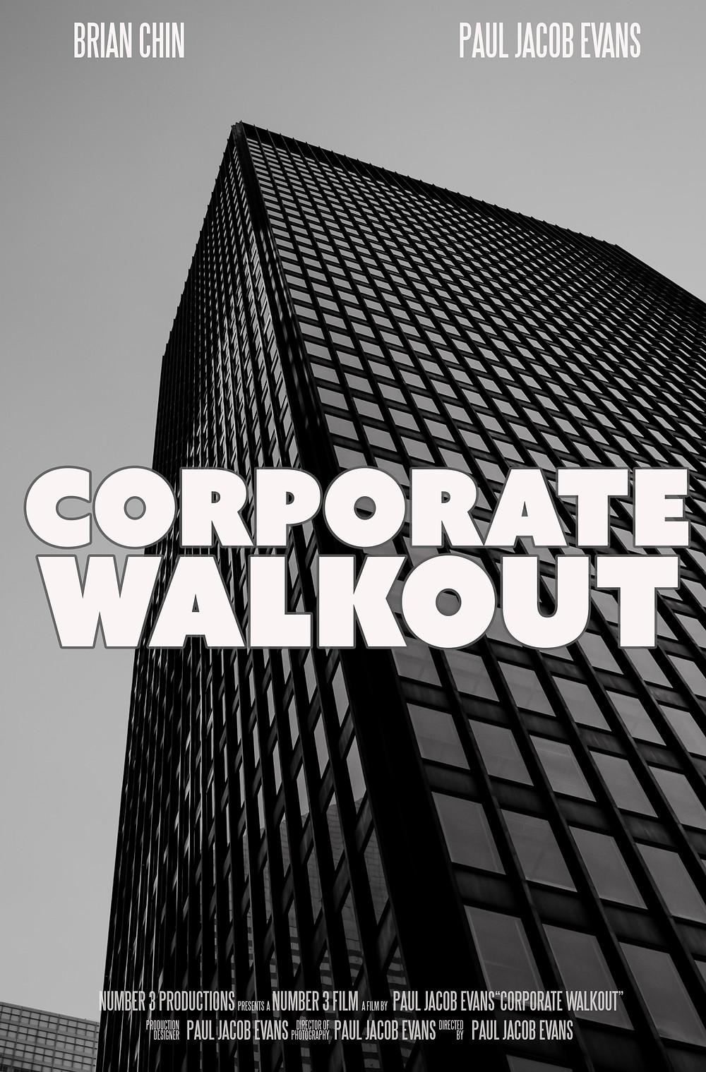 Paul Jacob Evans | Corporate Walkout